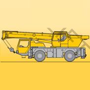 cranes all terrain