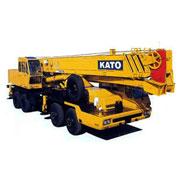 cranes truck mounted